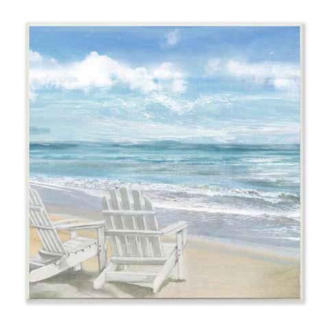 Adirondack-Chair-Beach-Art