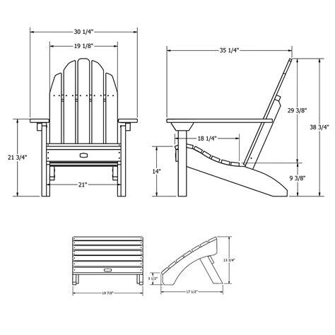 Adirondack-Chair-Cad-Block
