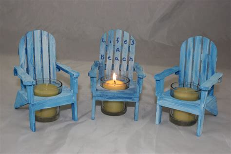 Adirondack-Chair-Candle-Holder