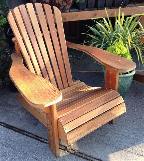 Adirondack-Chair-Care