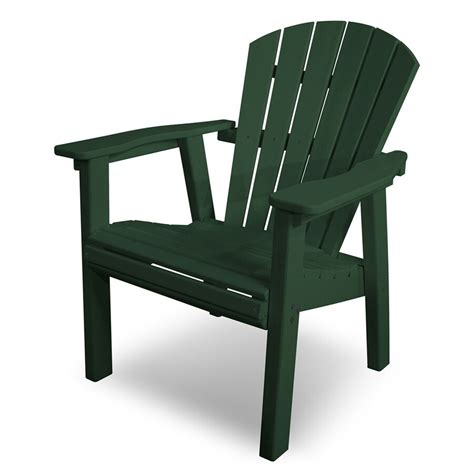 Adirondack-Chair-Green-Plastic