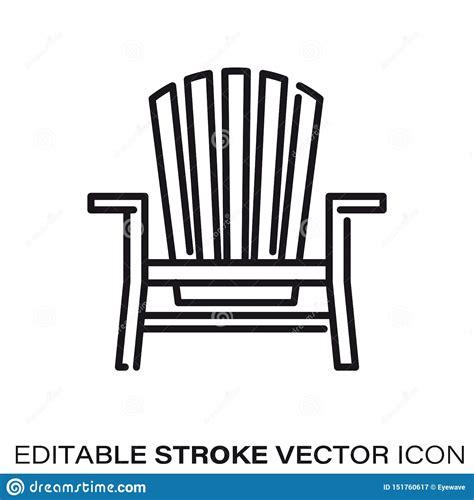 Adirondack-Chair-Icon