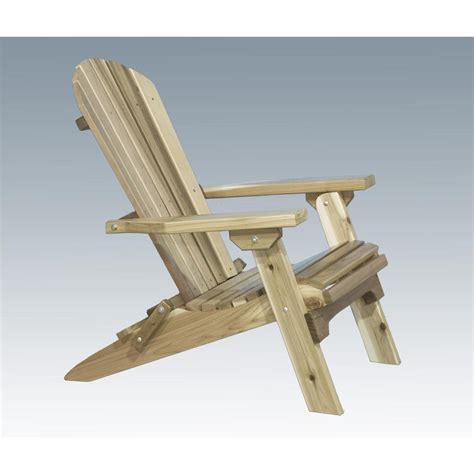 Adirondack-Chair-Montana