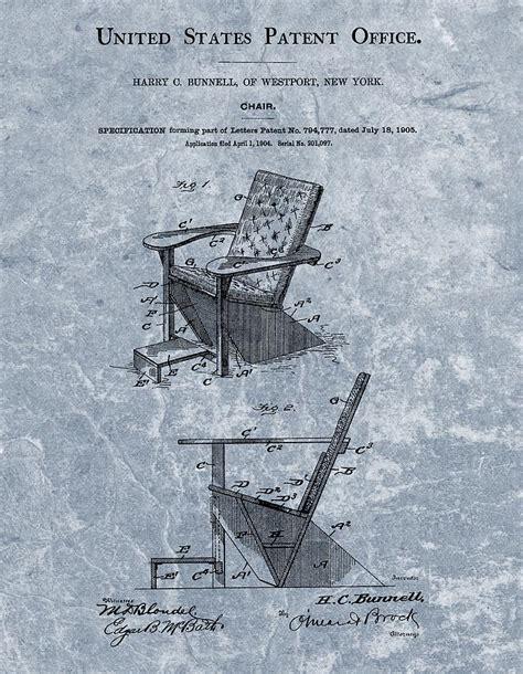 Adirondack-Chair-Patent