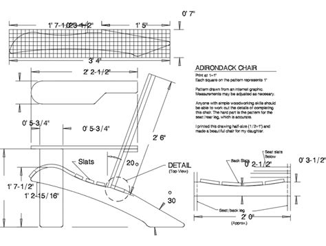 Adirondack-Chair-Plans-Dxf