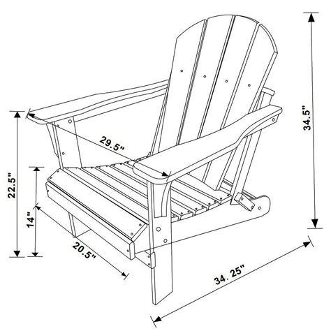 Adirondack-Chair-Sketch