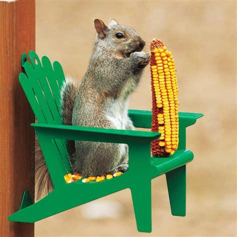 Adirondack-Chair-Squirrel-Feeder-Plans
