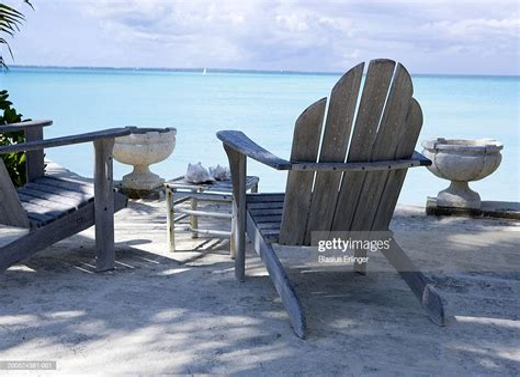 Adirondack-Chair-Stock-Images