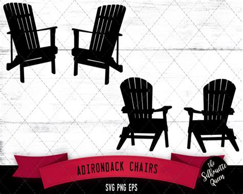 Adirondack-Chair-Svg