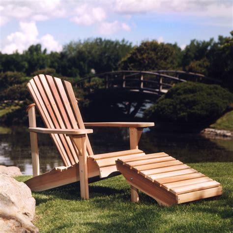 Adirondack-Chair-With-Ottoman-Cushions