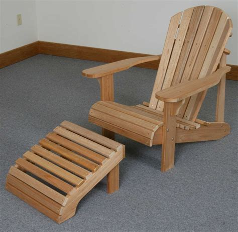 Adirondack-Chair-With-Retractable-Ottoman-Plans