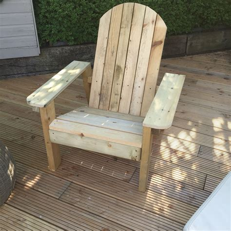 Adirondack-Chair-Woodworking-Plans-Home-Depot