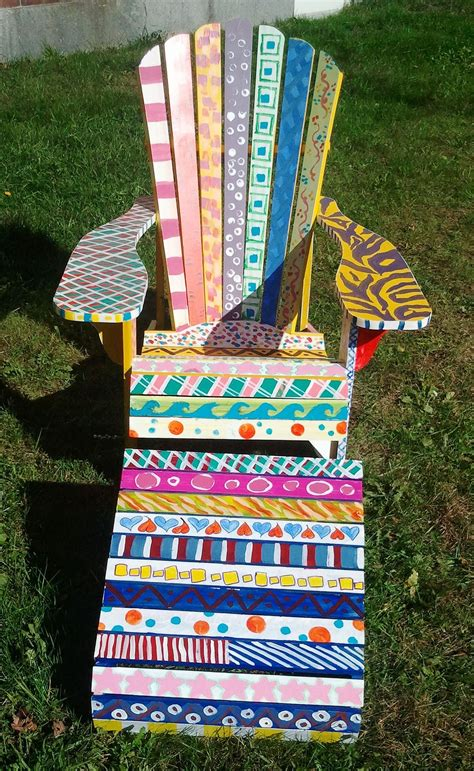 Adirondack-Chairs-Class-Auction-Project