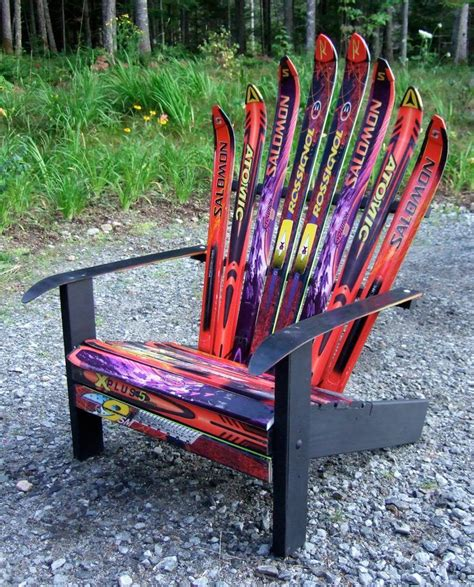 Adirondack-Chairs-Made-From-Skis-Plans