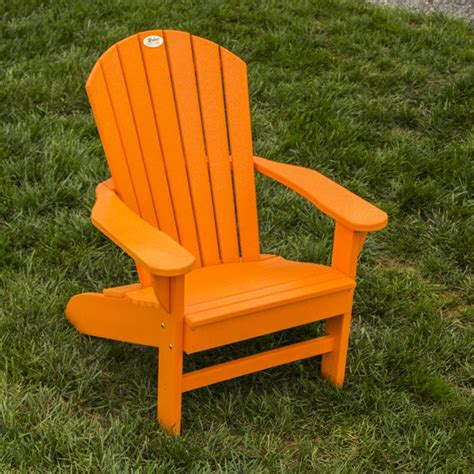 Adirondack-Chairs-Orange-Va
