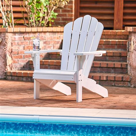 Adirondack-Chairs-Resin-White