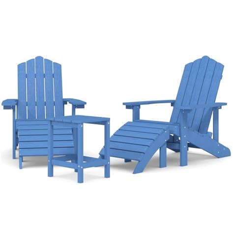 Adirondack-Chairs-With-Foot-Stool
