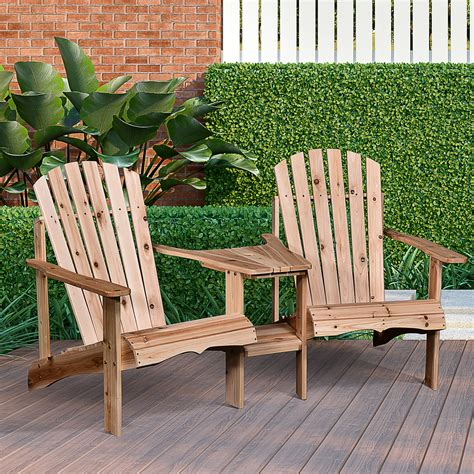 Adirondack-Chairs-With-Table-In-Middle