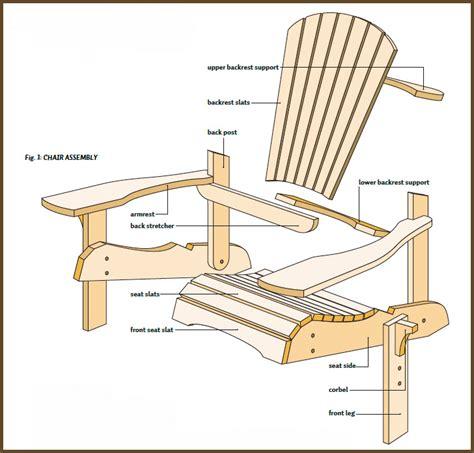 Adirondack-Dining-Chair-Plans