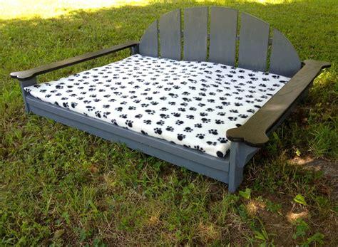 Adirondack-Dog-Bed-Plans