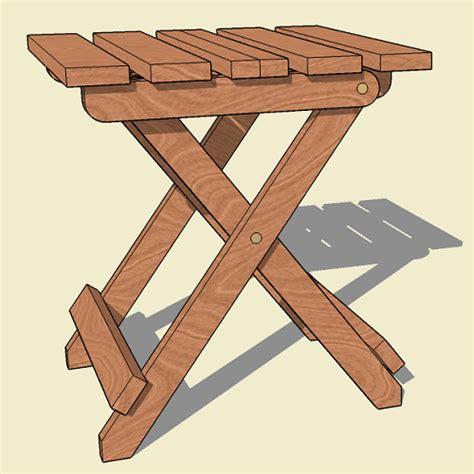 Adirondack-Folding-Table-Plans