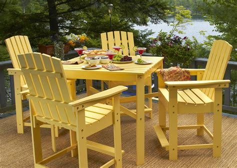 Adirondack-High-Table-And-Chairs