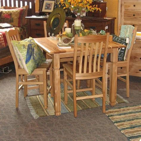 Adirondack-Kitchen-Table-And-Chairs