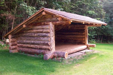 Adirondack-Lean-To-Shed-Plans