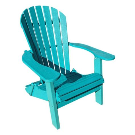 Adirondack-Plastic-Rocking-Chairs-Teal