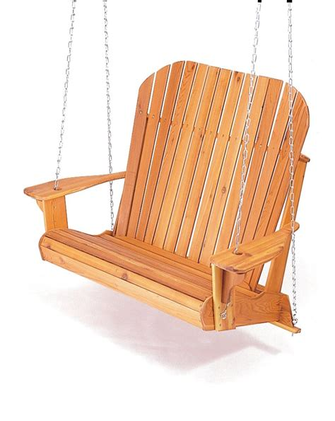 Adirondack-Porch-Swing-Plans