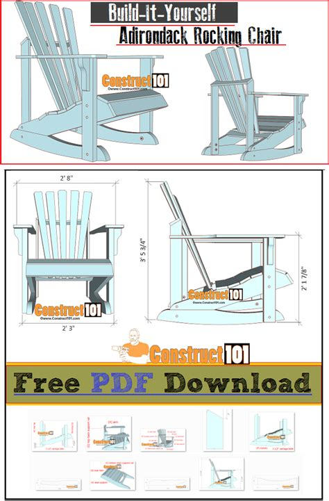 Adirondack-Rocking-Chair-Plans-Free-Download-Pdf
