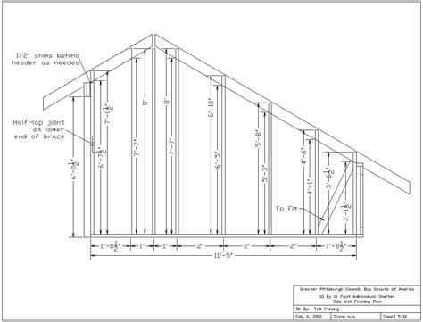 Adirondack-Shelter-Plans