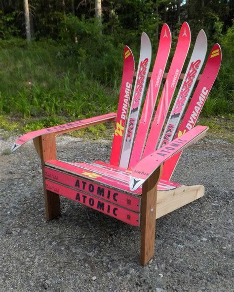 Adirondack-Ski-Chair-Design
