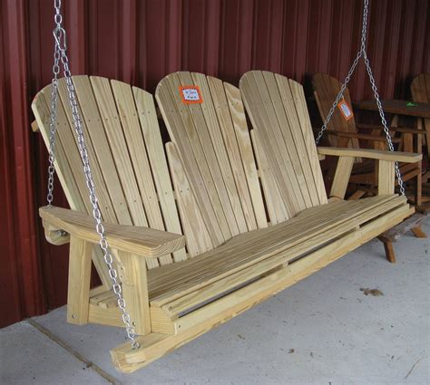 Adirondack-Swinging-Chairs