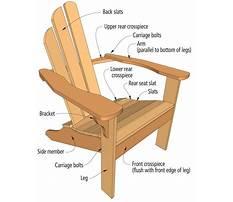 Best Adirondack chair plans norm abram