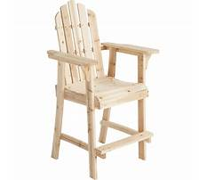 Best Adirondack chair plans tall