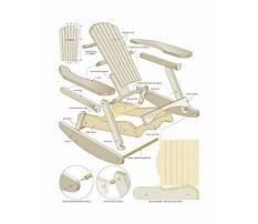 Best Adirondack chair plans templates