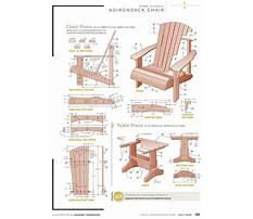 Best Adirondack chairs plans templates.aspx