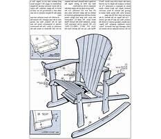 Best Adirondack rocking chair woodworking plans.aspx