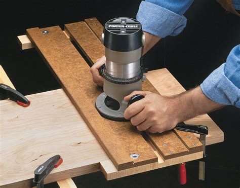 Adjustable Dado Jig For Router