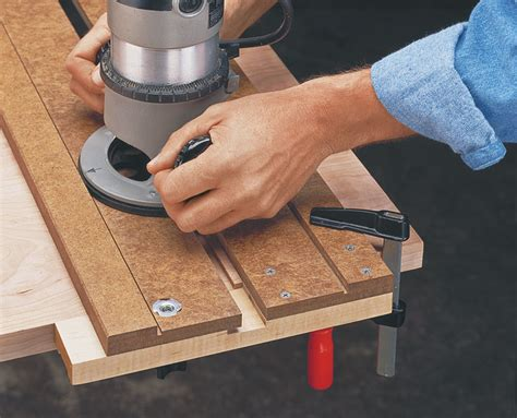 Adjustable Dado Jig Woodworking Plan