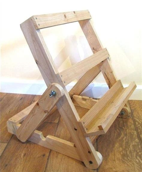 Adjustable Easel Plans And Hardware