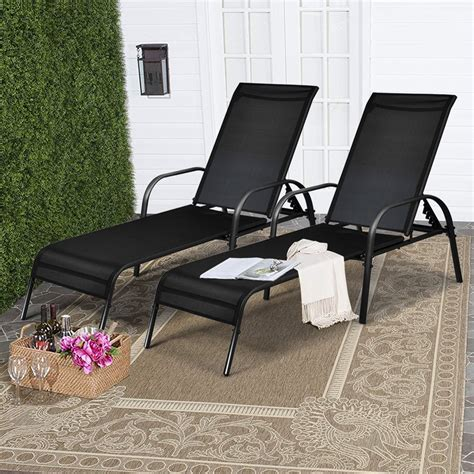 Adjustable Lounge Chair Plans