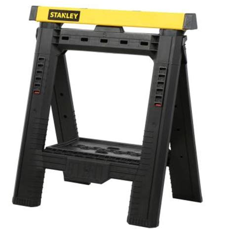 Adjustable Saw Horses Home Depot