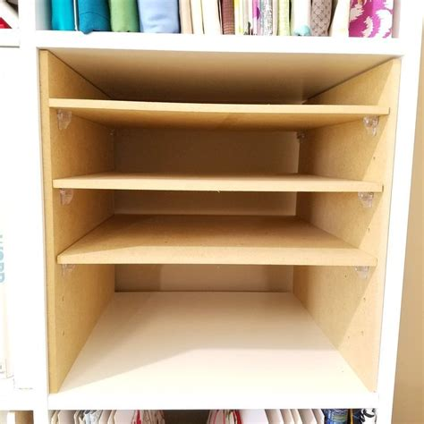 Adjustable Shelving Inserts