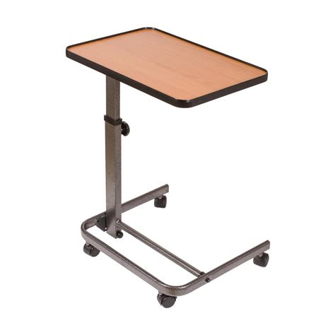 Adjustable Tilting Over Bed Table Diy Hardware