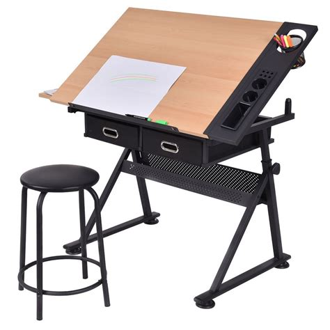 Adjustable-Art-Desk