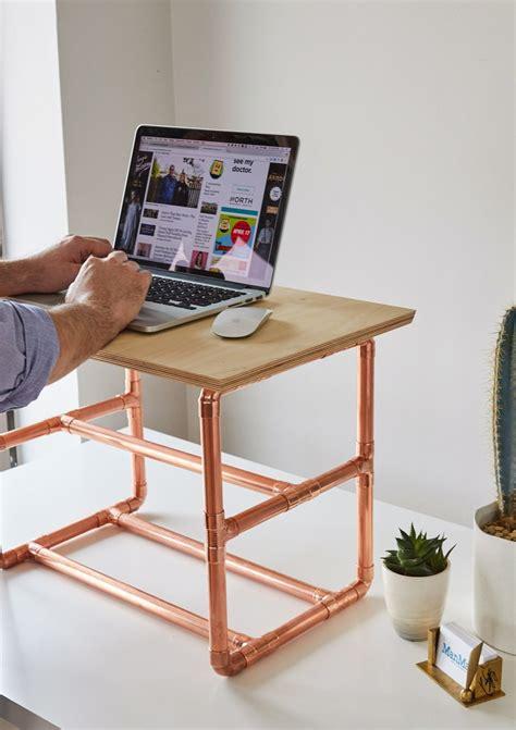 Adjustable-Desk-Riser-Diy