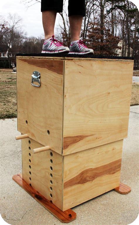 Adjustable-Plyo-Box-Plans