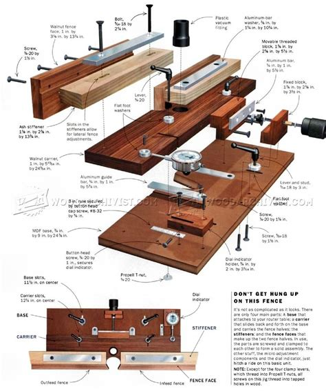 Adjustable-Router-Fence-Plans
